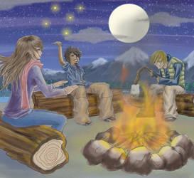 Campfire by don-marko