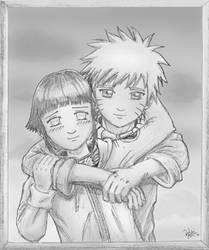 Naruto and Hinata by don-marko