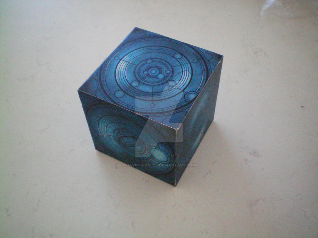 TARDIS in Siege mode