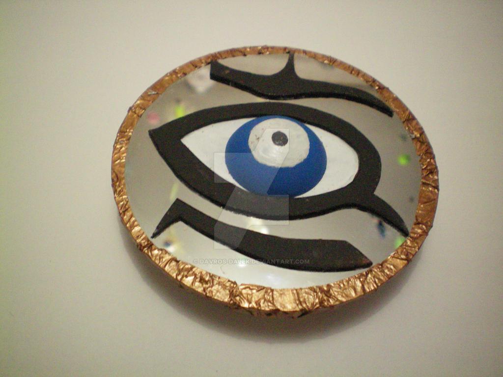 Eye Medallion