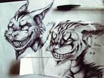 Mcgee Cheshire Cat...