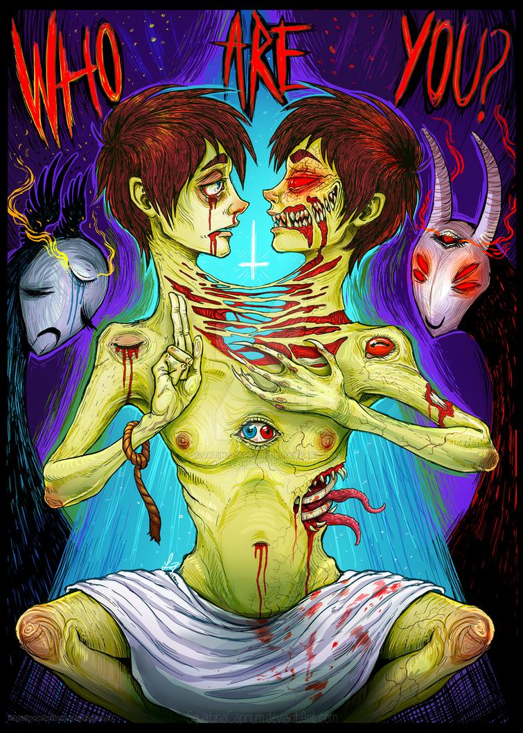 Mental illness by SquatinaCaprium