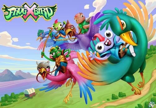 Frog X Bird FA