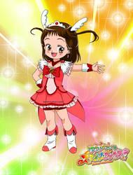Yura chan, as Smile Precure