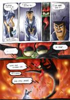 Samurai Jack comic