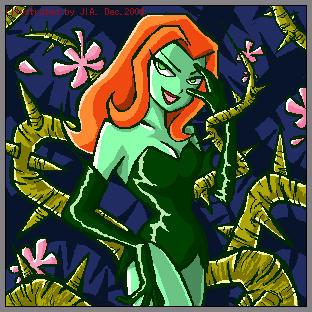 Poison Ivy by jiattmay