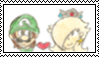 Luigi x Rosalina Stamp 2 by luigirulez77