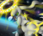 Arceus - Judgement