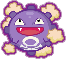 Summer 10_8 Koffing by PiNkOpHiLiC