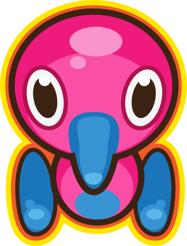 Porygon Version 2.0 by PiNkOpHiLiC