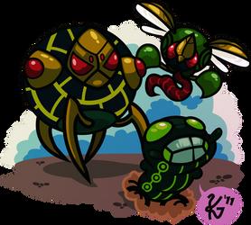Catalysmic Bugs