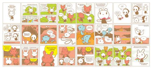 The Adventures of Geraldine Rabbit