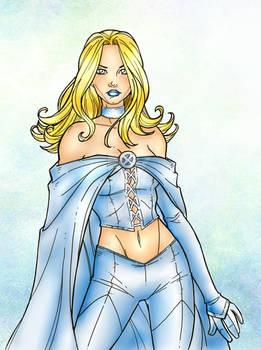 Emma frost - White queen
