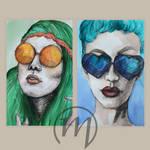 Faces 3 by KaworuN