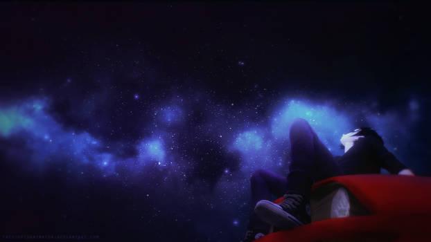 MMD - Night Sky