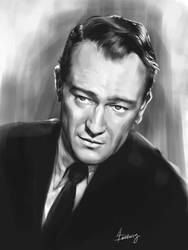 John Wayne by keepsake20