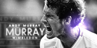Andy Murray by AirSsmoker