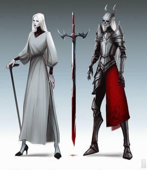Ruby - armor concept