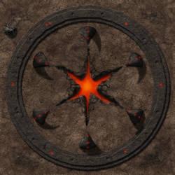 Summoning Circle TileHF4 by Madcowchef