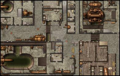 Steam City SAM