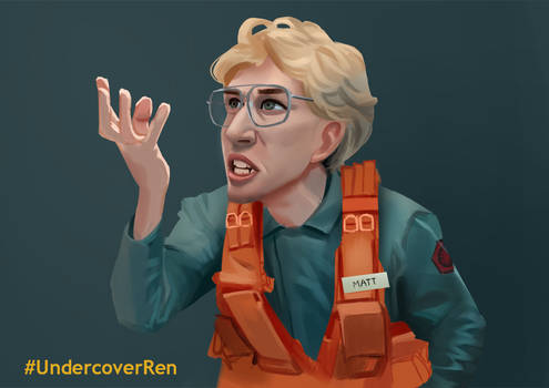 #UndercoverRen