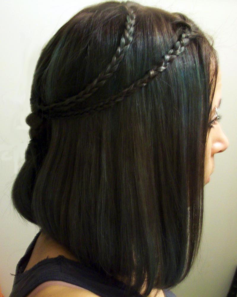 Serana Hair Style 2 by Zero-G-Raven
