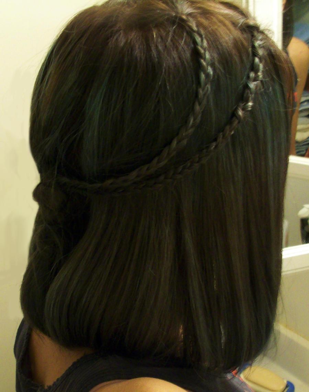 Hairstyle Zero : Serana Hair Style 4 by Zero-G-Raven on DeviantArt