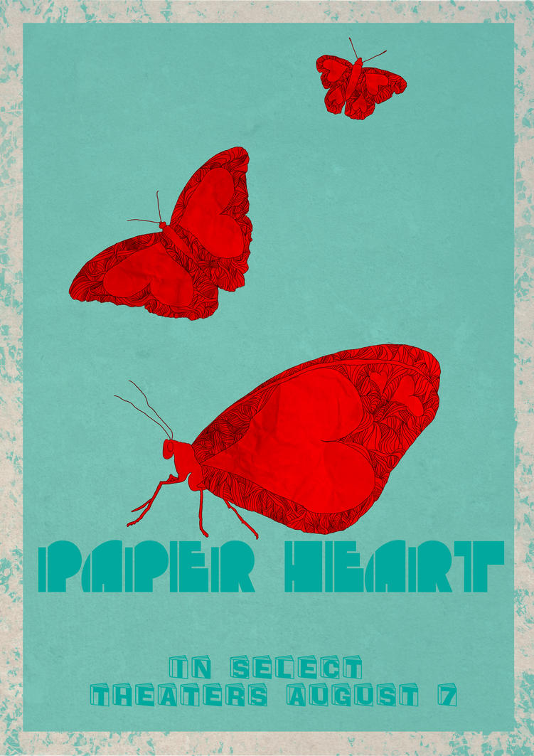 Paper Heart Contest by Cgod1