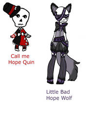 Hope In New Outfits So Far
