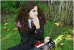 Hermione Granger by Borboletra