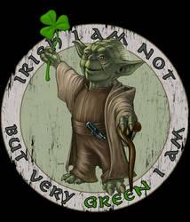 Yoda is not irish by kohse