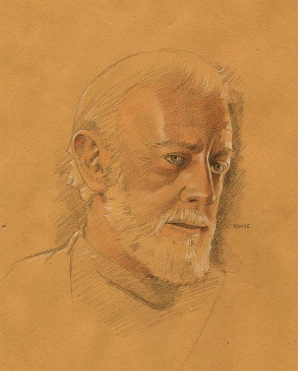 Obi Wan by kohse