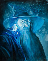 Gandalf Luminated underpaiting by kohse