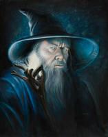 Gandalf Illuminated (fin) by kohse