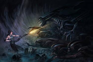 Aliens: Last Stand