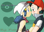 Ash and Dawn Loves