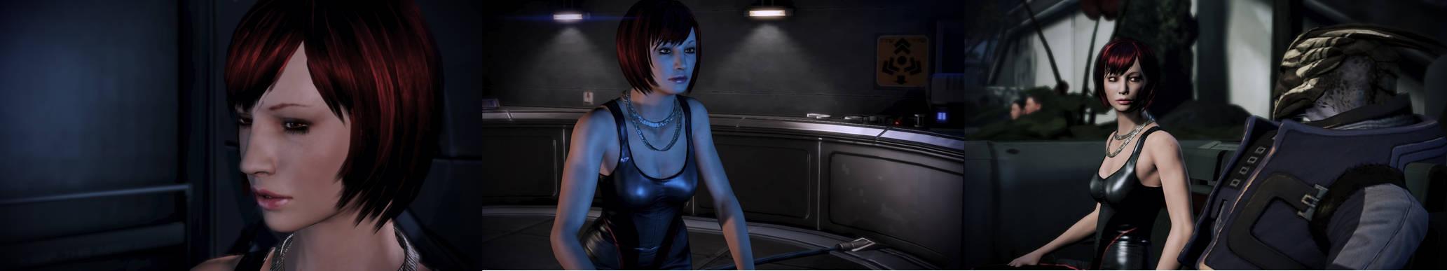 ME3 My Female Shepard Engineer