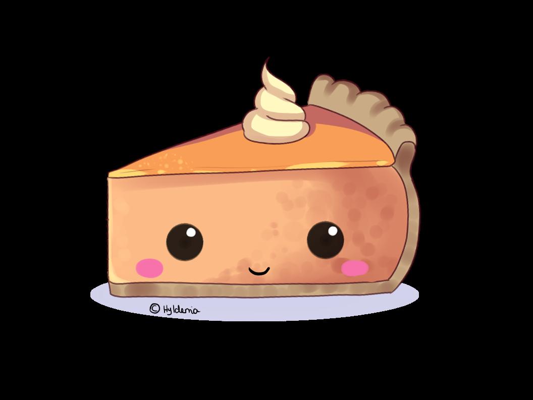 whole-pumpkin-pie-clipart