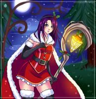 Mistletoe Leblanc by Lady-Saturna