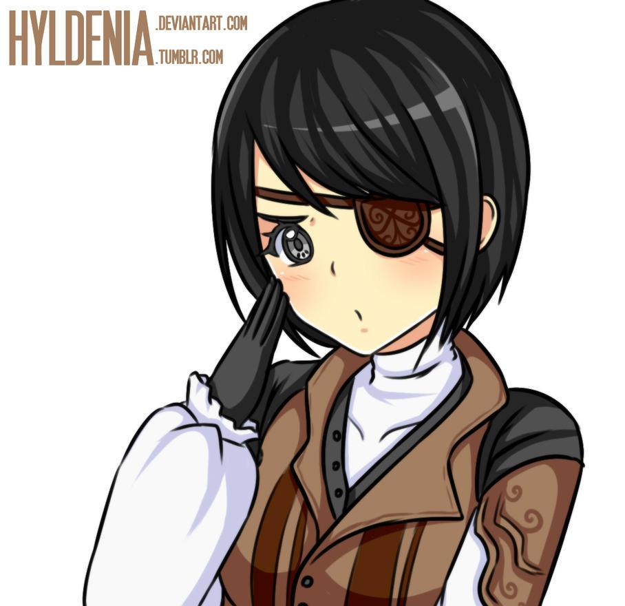 Olya by Hyldenia