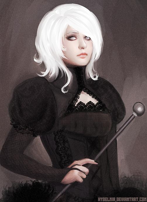 Violette by Hyldenia