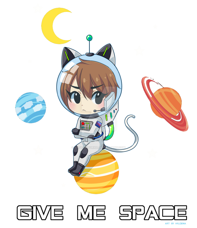 Give me Space by Hyldenia