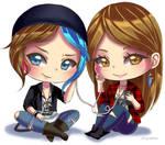 Chloe x Rachel