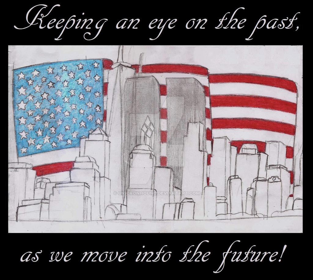 9/11 Memorial Drawing By UnicronHound On DeviantArt