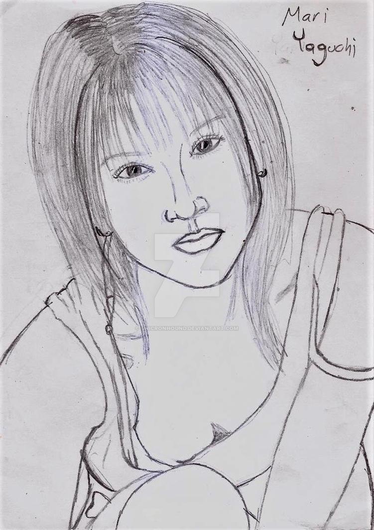 MM Mari Yaguchi by UnicronHound