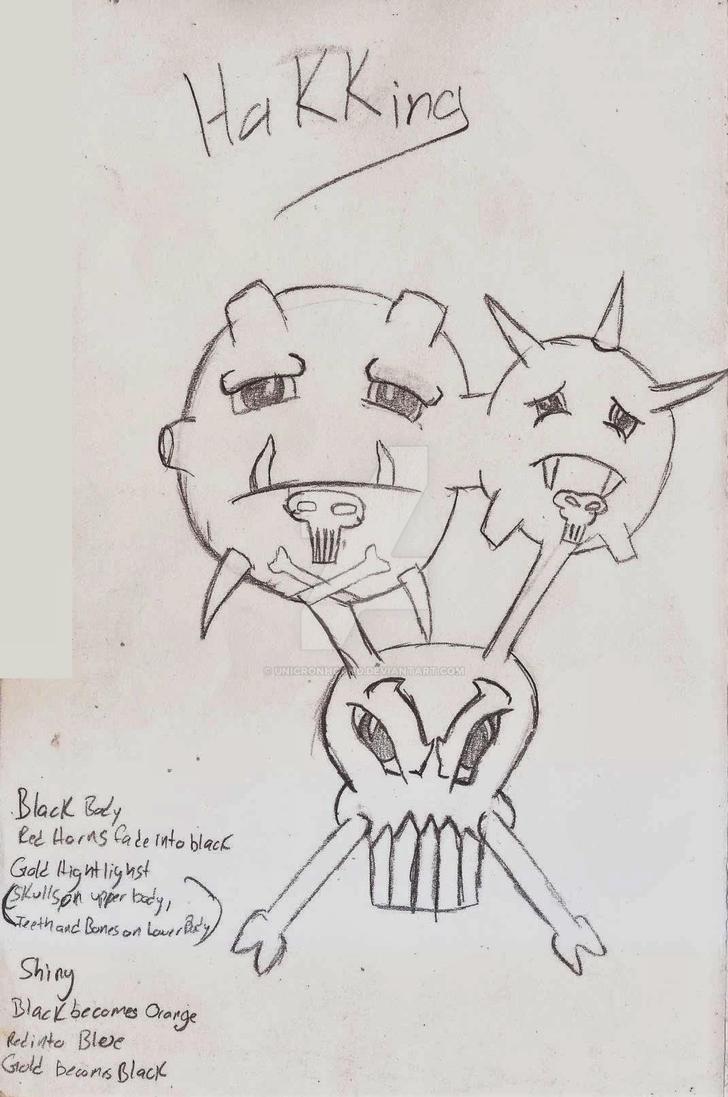 Pokemon Hakking by UnicronHound