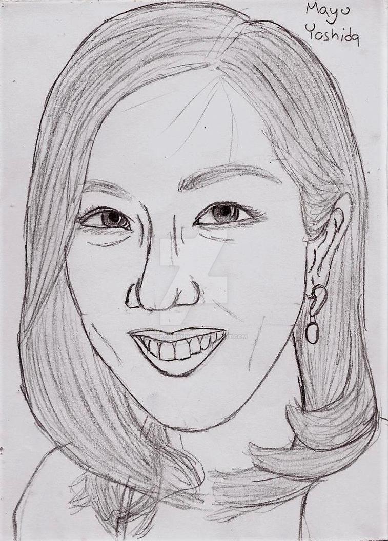 Mayu Yoshida 3 by UnicronHound