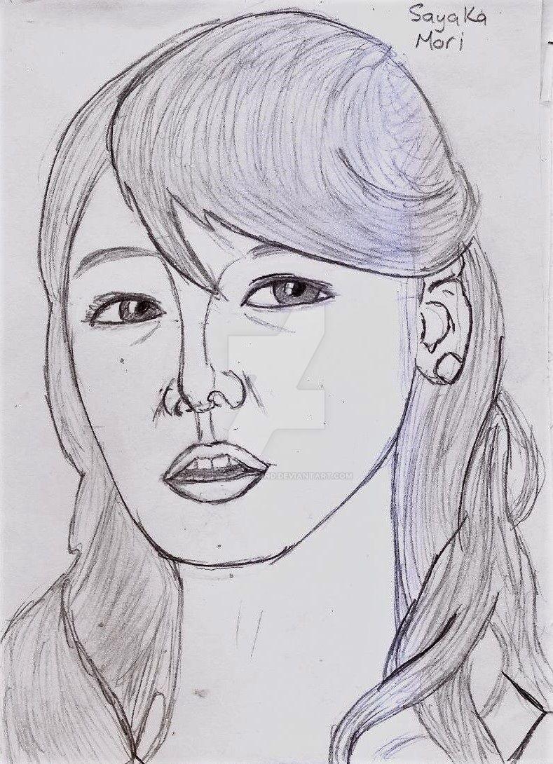NHK Sayaka Mori by UnicronHound