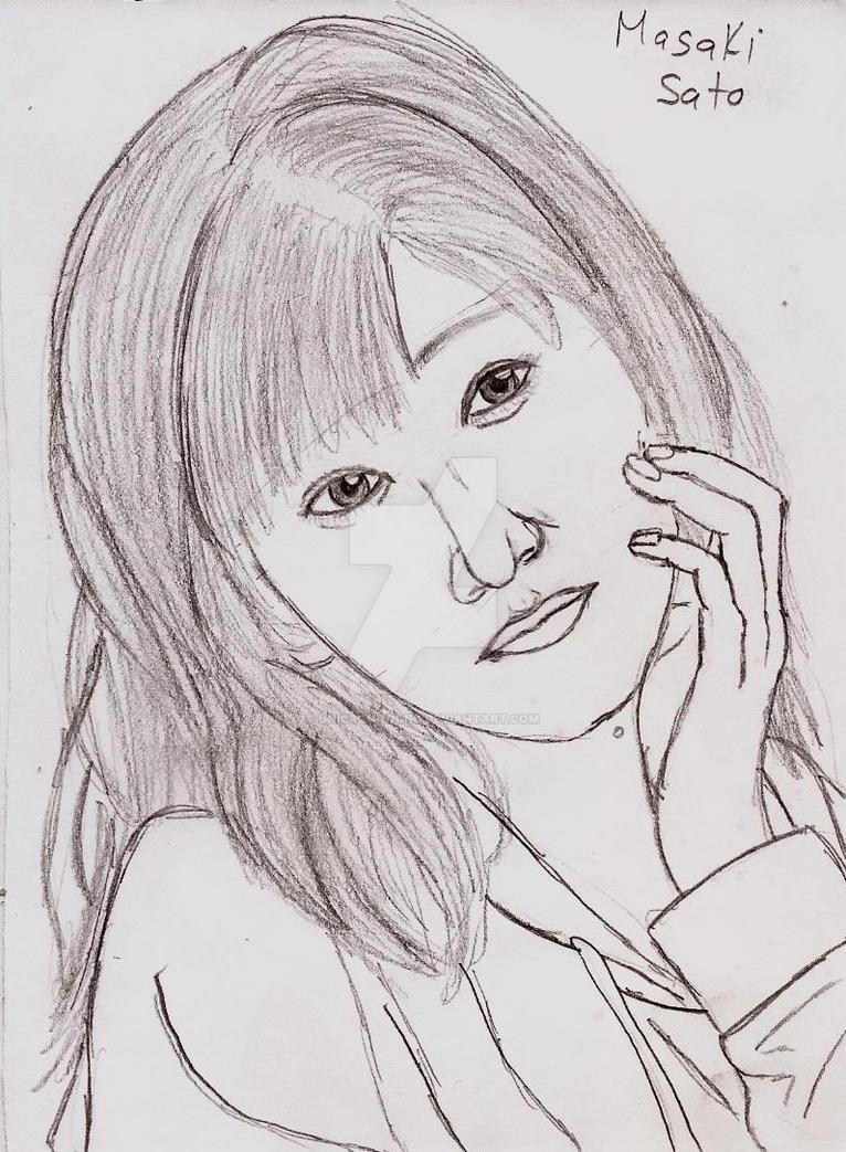 MM Masaki Sato by UnicronHound