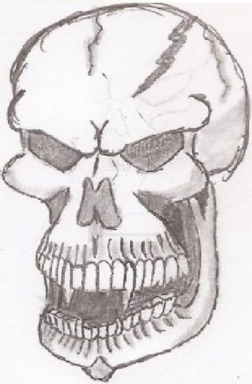 Skull 1 by UnicronHound